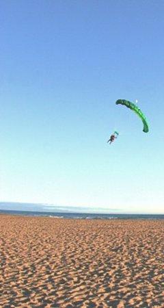 Skydive Surfcity -Santa Cruz: Skydiving with Beach landing in Santa Cruz with Skydive Surfcity