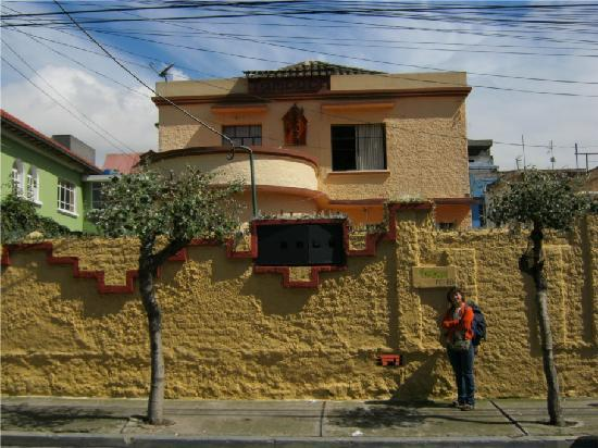 Posada Tambuca : Lindo sitio