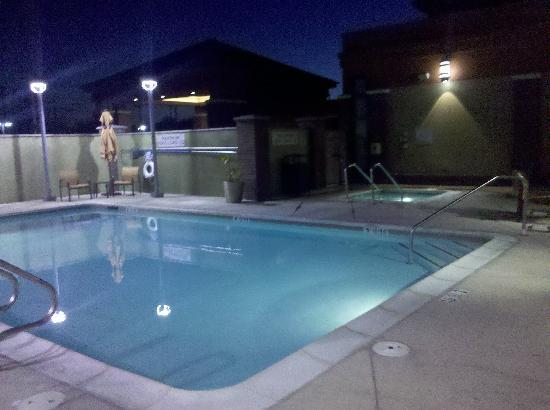 Courtyard San Jose Campbell : Pool
