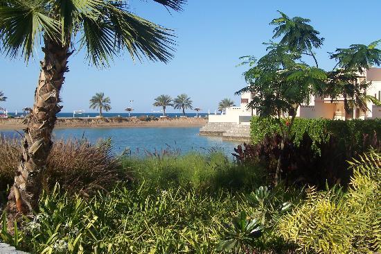 Ras Al Khaimah, Uni Emirat Arab: Veduta spiaggia Ras Al Khaiman