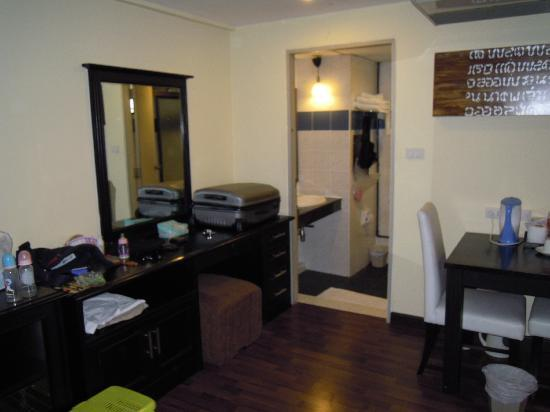 The Heritage Hotel Sathorn: Zimmer 804