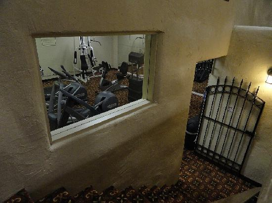 Best Western Plus Laporte Hotel & Conference Center: workout room