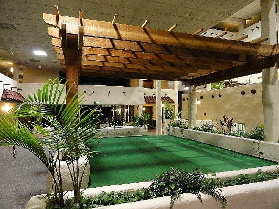 ‪‪BEST WESTERN PLUS La Porte Hotel & Conference Center‬: indoor golf‬