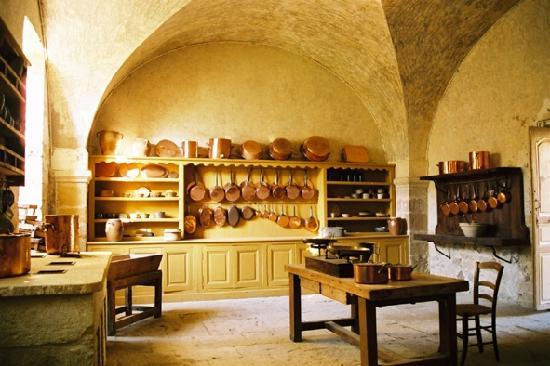 Roujan, France: Cuisine médiévale