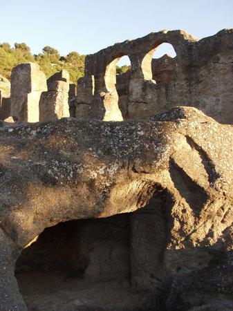 Iglesia Rupestre y Ruinas de Ciudad Umar ibn Hafsun