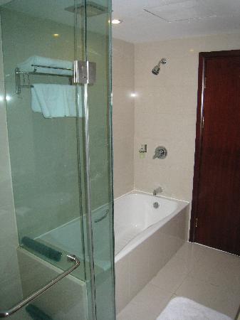 LeBanner Xinguang Hotel : 1101 - bathroom 2