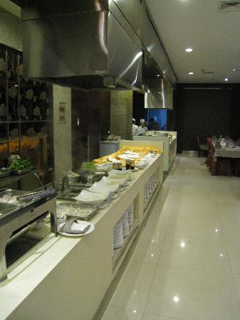 LeBanner Xinguang Hotel : breakfast 1