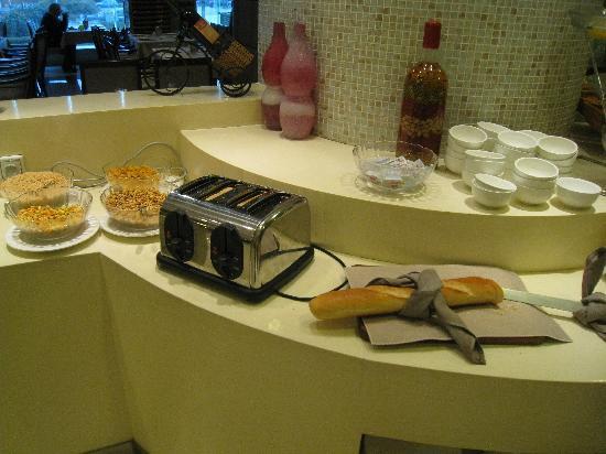 LeBanner Xinguang Hotel : breakfast 2