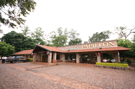 Bella Vista, Paraguay: Hotel Papillon