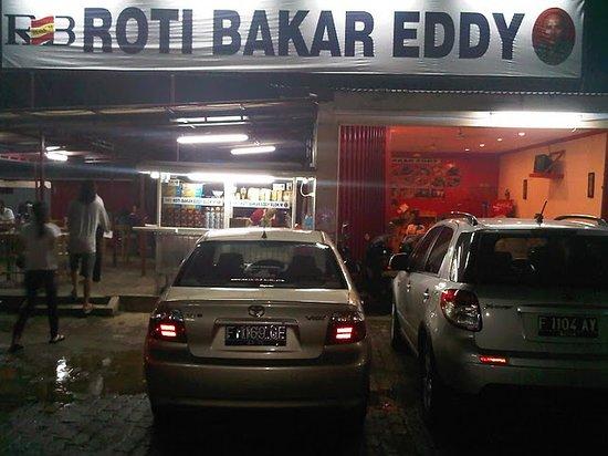 Roti Bakar Eddy Blok M