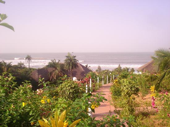 Cap Skirring, Sénégal : Lindo lugar.