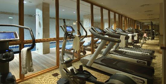 Taj Cape Town: Gym