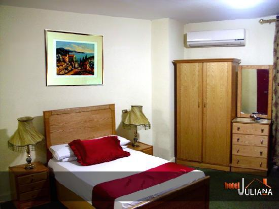 Mandarin Hostel: Juliana hotel hostel single room