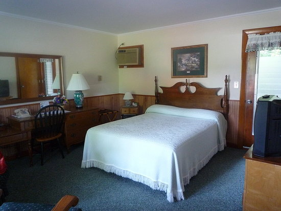 Towne Lyne Motel: Queen room