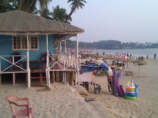 Cuba Premium Beach Huts: Cuba Palolem