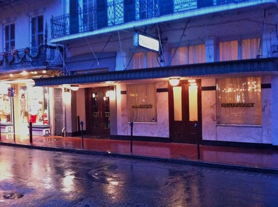 Galatoire's Restaurant: Galatoires on Bourbon St