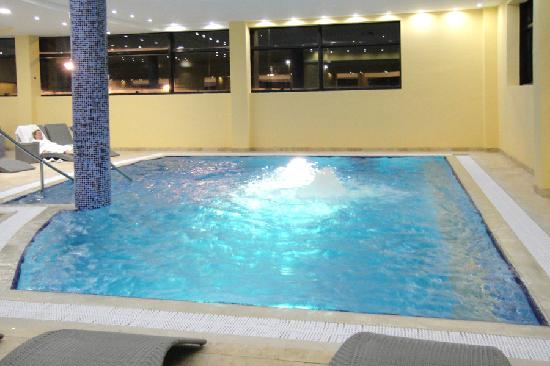 Hotel Izvor: Thermal pool