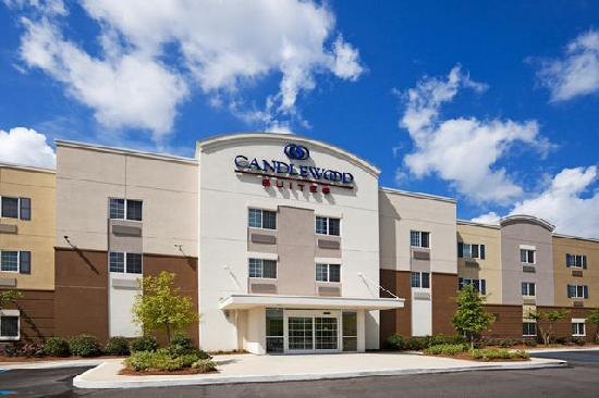 Candlewood Suites Montgomery: Welcome!