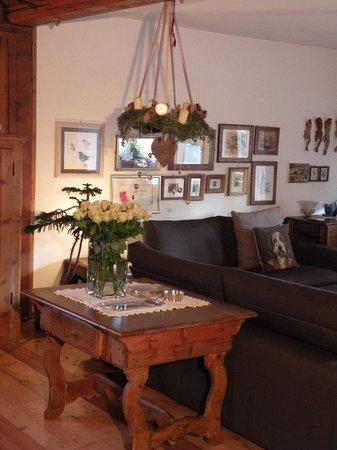Pichler Casa: sala relax
