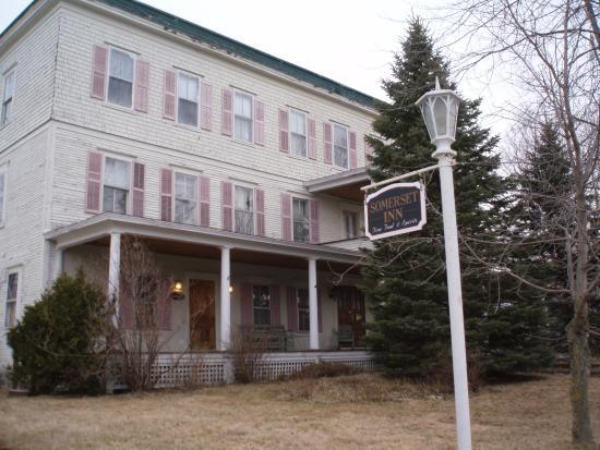 Enosburg Falls, Вермонт: Somerset Inn
