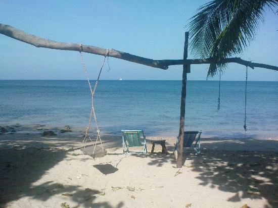 Nautilus Resort: Breakfast view