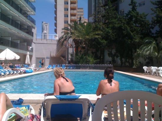 Hotel Perla: pool