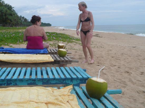 Turtle Beach Cabanas: un petit coco