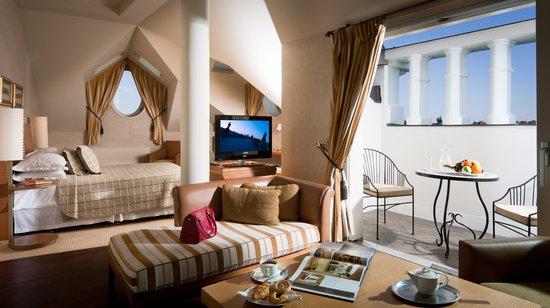 Mamaison Riverside Hotel Prague : Junior Suite