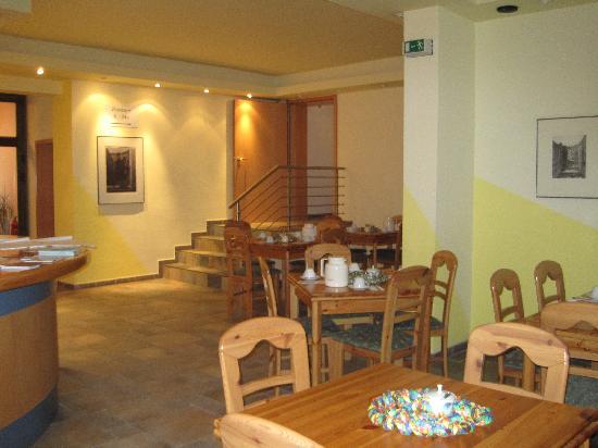 Pension Bornholmer Hof: Ingresso hotel