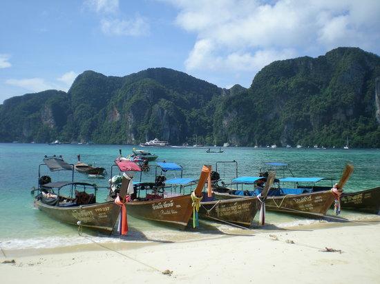 Ko Phi Phi Don, Thailand: Phi Phi island