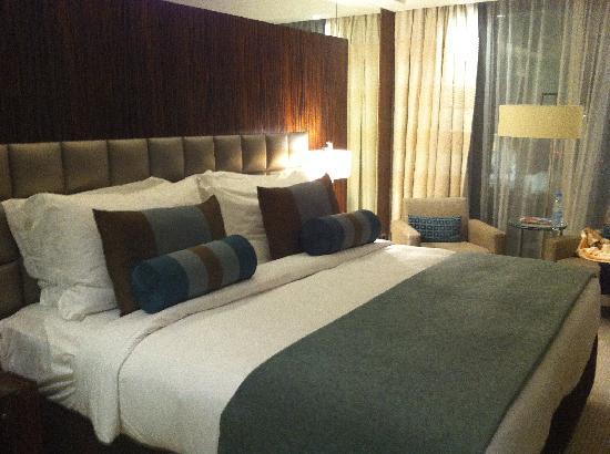 Bonnington Jumeirah Lakes Towers : une partie de notre grande chambre