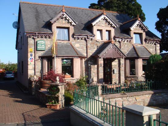 The b b picture of acorn guest house inverness for Guest house on the mount reviews