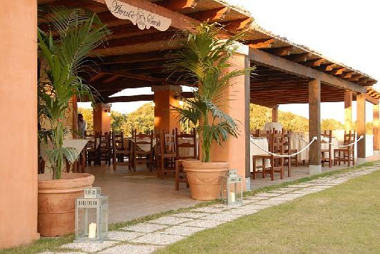 Alma Resort: ristorante
