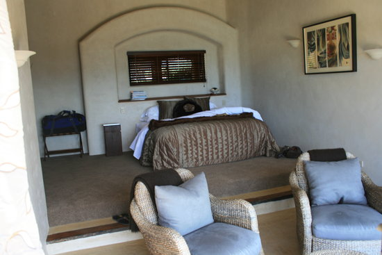 Delamore Lodge: Our room