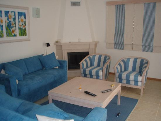Vale d'Oliveiras Quinta Resort & Spa: Lounge area