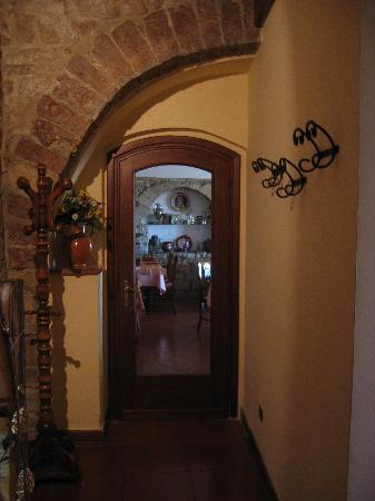 Hotel Belvedere: hotel Restaurant