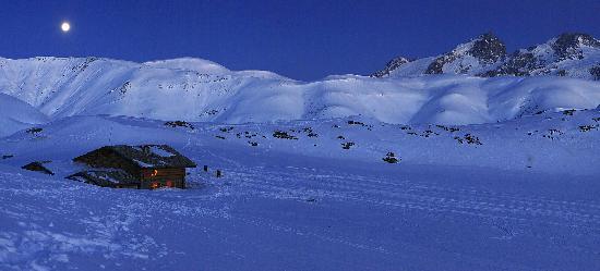 L'Alpe-d'Huez, Francia: Refuge de Sarenne