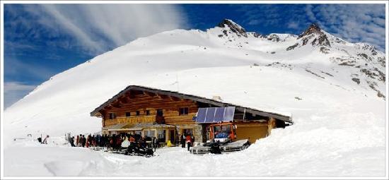 L'Alpe-d'Huez, فرنسا: Réserver avant pour avoir de la place