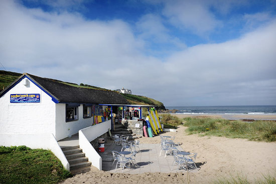 Poldhu Beach Cafe: Poldhu cafe