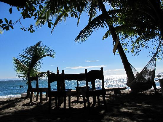 Hostel Lys: La plage