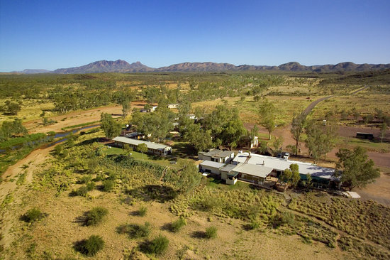 Glen Helen Homestead Lodge