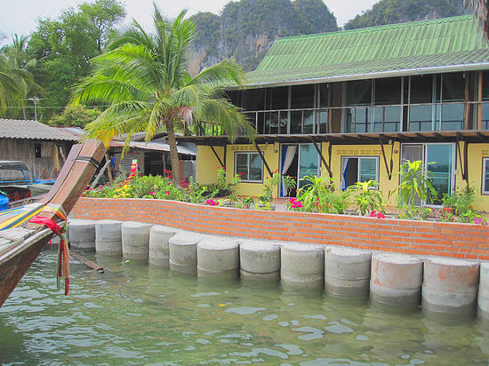 Haadyao Nature Resort - Marine Park View and Seafront Rooms