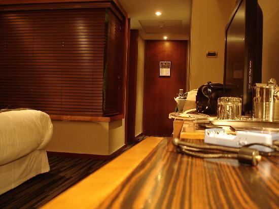 Hotel Dreams Valdivia: Vista de la habitacion