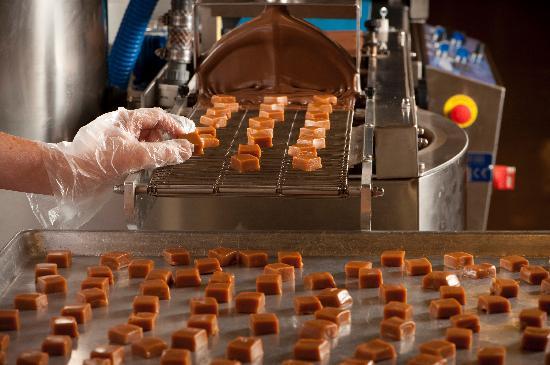 Whetstone Chocolates : Chocolate Enrobed Caramels