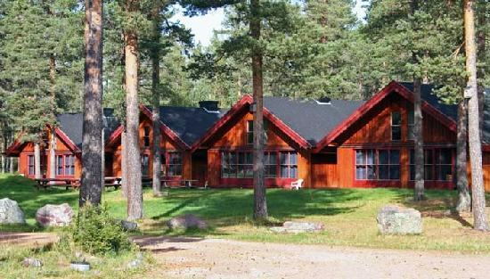 Ljordal, Norway: Ljoratunet Hütten