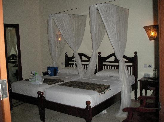 Grand Bali Villa: Second bedroom in three bedroom villa