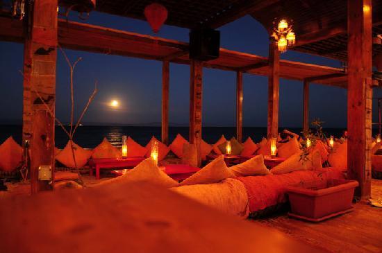 Shams Hotel: relaxen, genießen, essen, trinken ein Traum dieser Platz