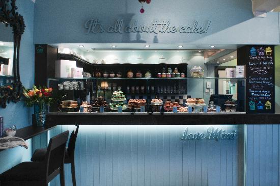 Mimi's Bakehouse : Mimi's Interior
