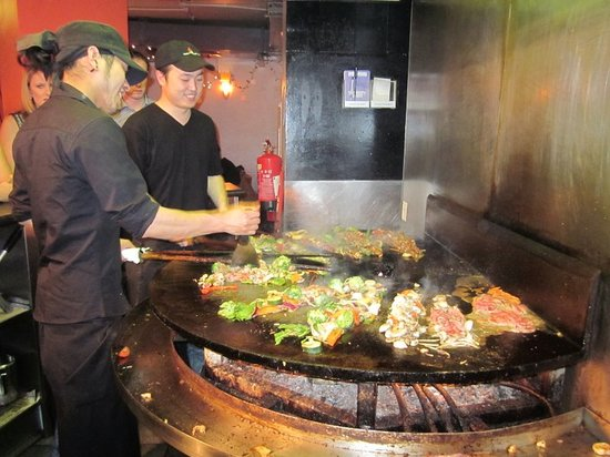 how to start a mongolian bbq restaurant