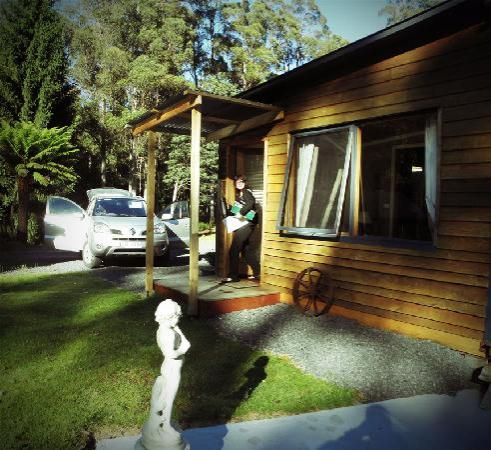 Love Grove Guest House : Rustic, but cozy and comfortable